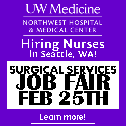 Northwest Hospital & Medical Center Job Fair