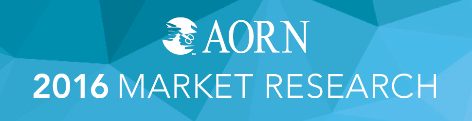 AORN 2016 Market Research Services
