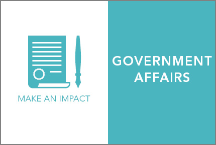 Membership Benefits - Government Affairs