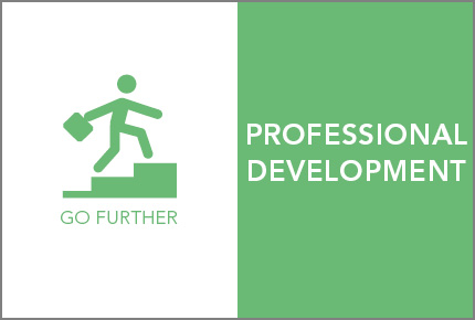 Membership Benefits - Professional Development
