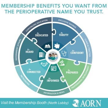 Membership Benefits You Want from the Perioperative Name You Trust