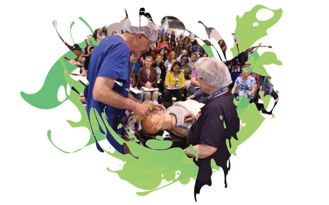 AORN Global Surgical Conference & Expo 2018 - New Orlians, LA
