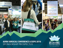 2016 Surgical Conference & Expo Sponsorship Prospectus