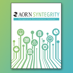 Download the AORN Syntegrity Brochure