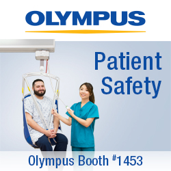 Olympus Patient Safety - Booth #1453