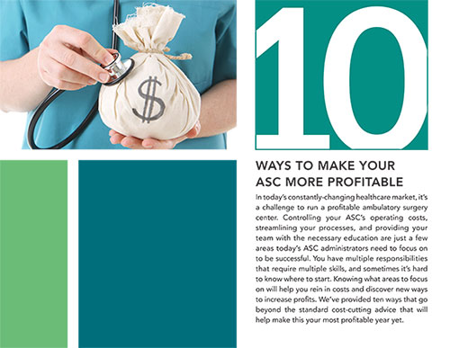 10 Ways to Make Your ASC More Profitable