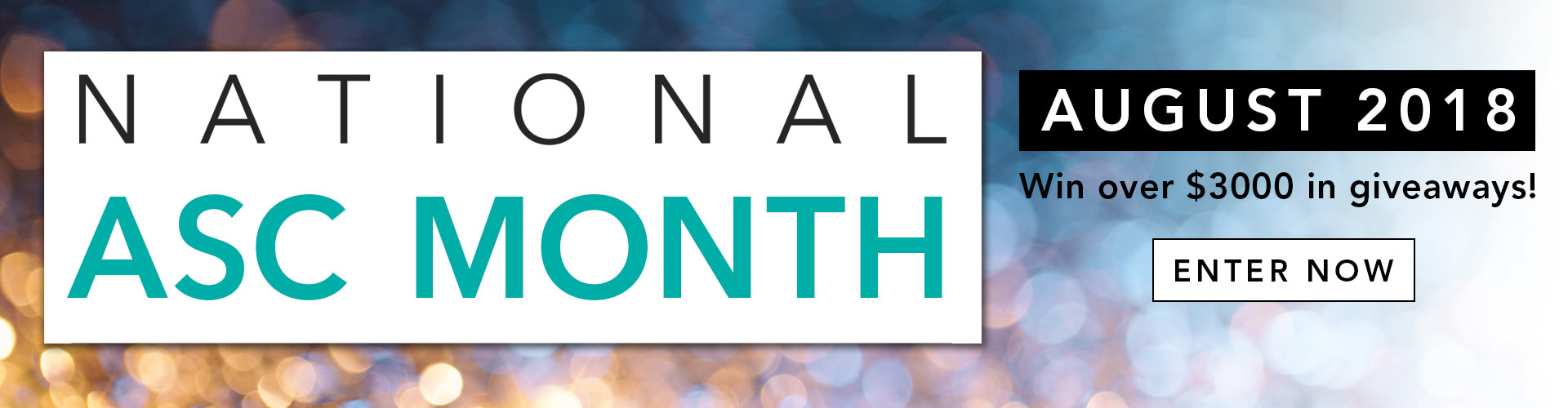 National ASC Month