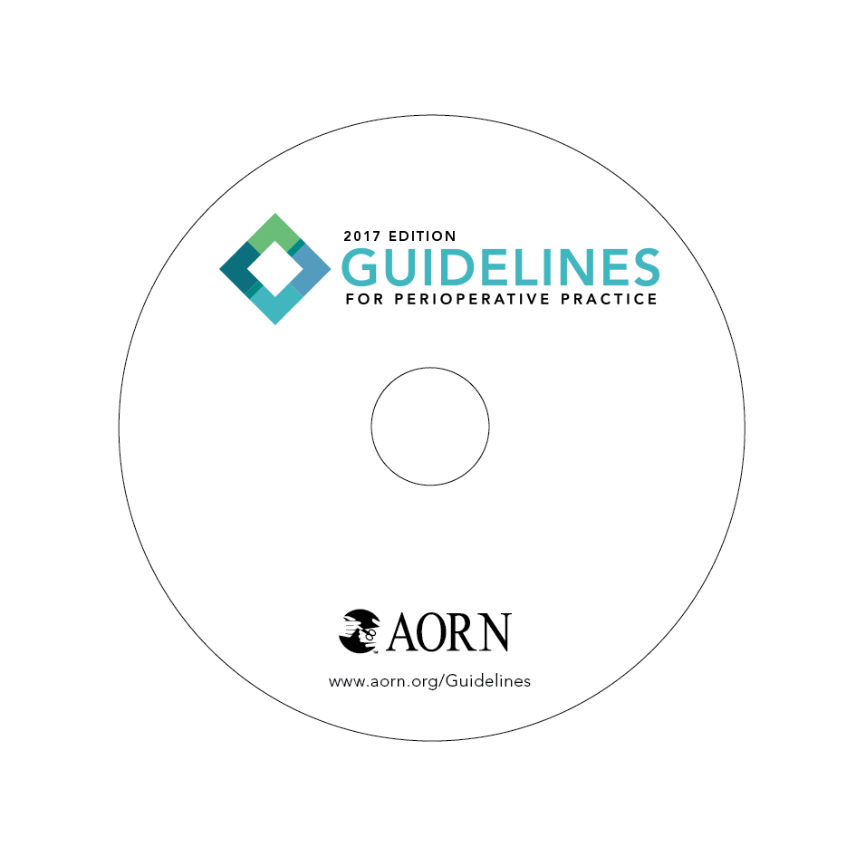 Guidelines for Perioperative Practice CD