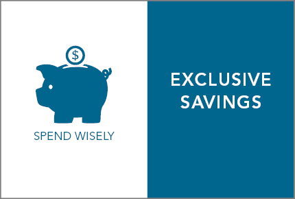 AORN members enjoy exclusive savings on products, services and events.