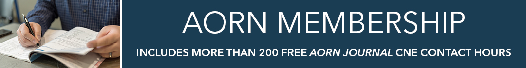 AORN membership includes more than 200 free AORN Journal CNE Contact Hours