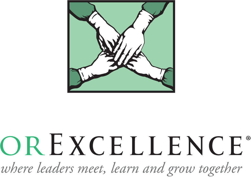 OR Excellence - where leaders meet, learn and grow together